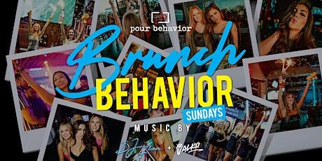 Brunch Behavior at Pour Behavior tickets