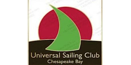 Universal Sailing Club's 20th Anniversary tickets