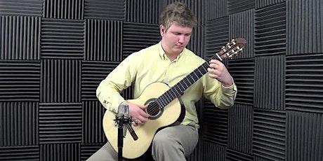 Versatile Guitarist/Composer Thatcher Harrison performs for Dracut Arts tickets