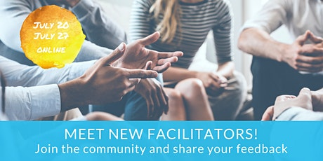Repurpose Your Purpose Community: New Facilitators' Work tickets