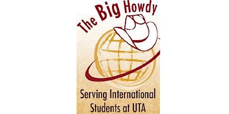 Tour Around Arlington/DFW for UTA International Students Fall 2021 tickets