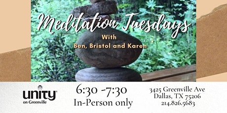 Meditation Tuesdays tickets