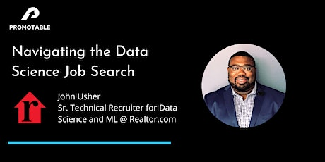 Navigating the Data Science Job Search w/ Realtor.com's Sr. DS Recruiter tickets