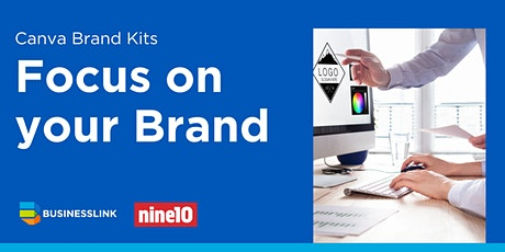 Canva Brand Kits: Focus on your Brand tickets