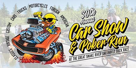 Great Snake River Idaho Falls Duck Race Car Show tickets