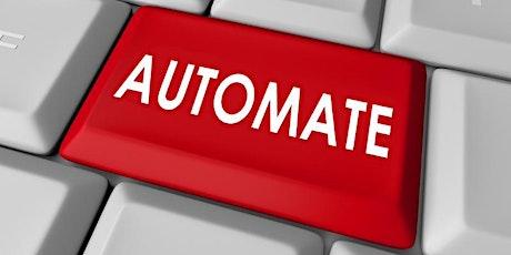 Free SCORE webinar: Automate Your Marketing! tickets