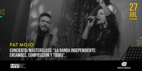 La banda independiente: ensamble, composición y tours (concierto/plática) entradas