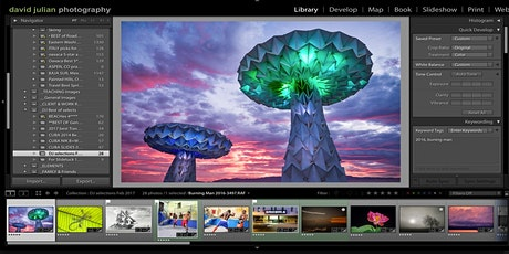 Lightroom Mastery for Photographers: Level 1 tickets