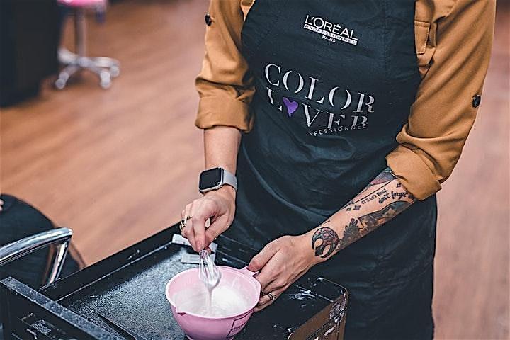 Imagem do evento THE COLOR EXPERIENCE - Colorimetria criativa • por @dear_bella