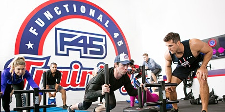 F45 Training Free Boot Camp tickets