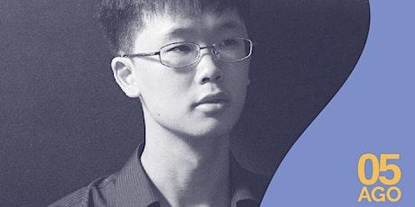 LIVESTREAM Ciclo Residências Artísticas, Concert #2 — I-Hsiang Chao Tickets