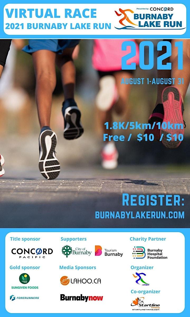 Burnaby Lake Virtual Race 2021 image