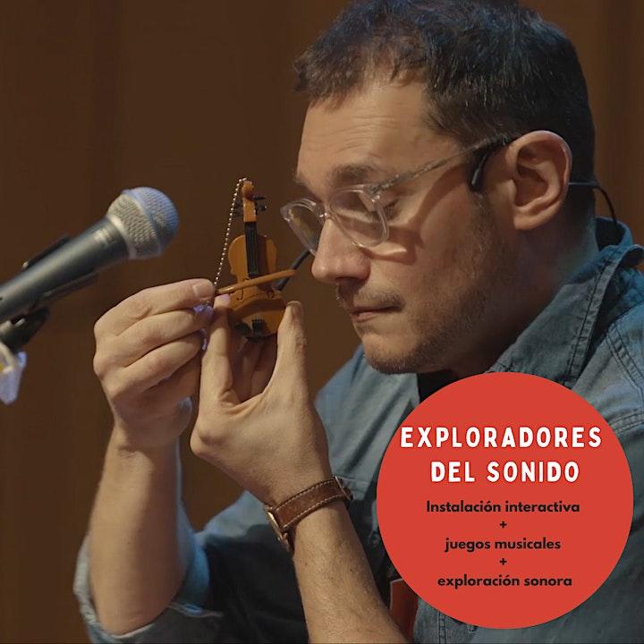 Imagen de EXPLORADORES DEL SONIDO