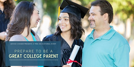 Prepare to be a Great College Parent tickets