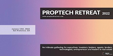 Proptech Retreat 2022 tickets