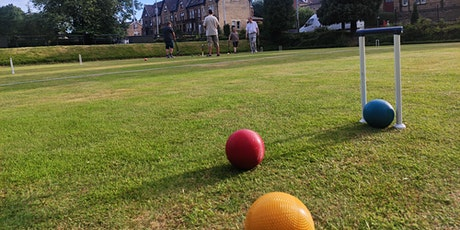 BHF National Croquet Week - Pay and Play Croquet tickets