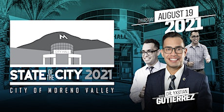 State of the City 2021 tickets