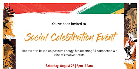Social Celebration Rooftop Party tickets