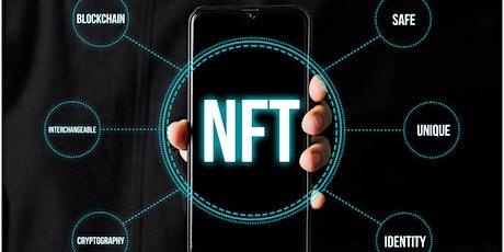 Unlocking NFTs: A Virtual Experience biglietti