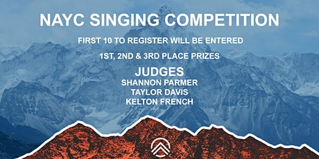 NAYC Singing Competition tickets