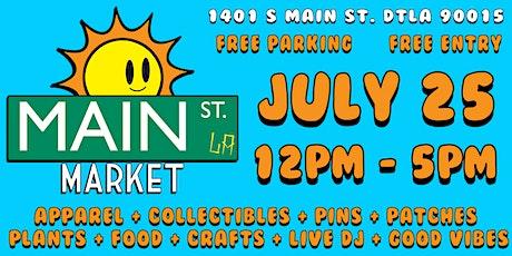 Main Street Market LA vol. 4 tickets