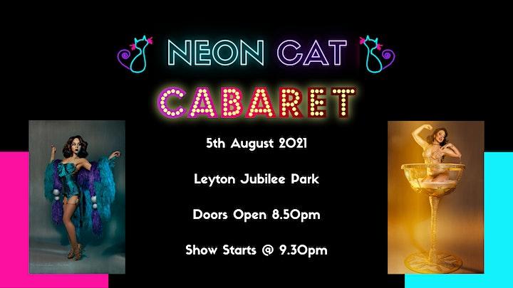 Late Night Puck Series: Neon Cat Cabaret  - 18+ image