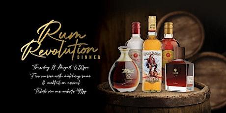 Rum Revolution tickets