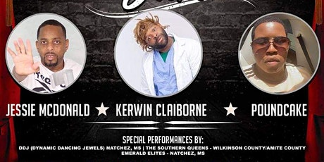 Natchez  Comedy Jam tickets