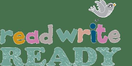 Read Write Ready Parent Evening tickets