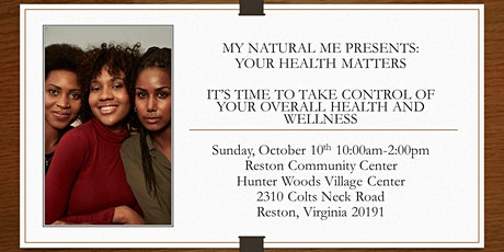 Your Health Matters tickets