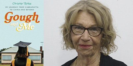 Q and A with author Christine Sykes tickets