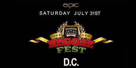 Reggae Fest D.C. Dancehall Vs Soca at  Bliss Washington, D.C. tickets