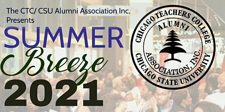 CTC/CSU Alumni Association Inc Summer Breeze  2021 tickets