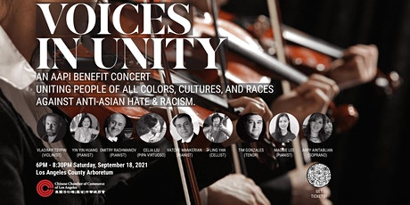 Voices in Unity: An AAPI Benefit Concert tickets