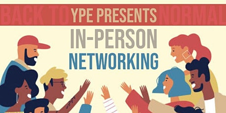 YPE Welcome Back In-Person Event tickets