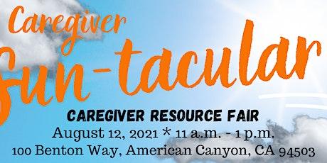 Suntacular!  Caregiver Drive Thru Resource Fair tickets