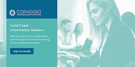 Gold Coast Information Session (Online) tickets