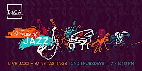 A Taste of Jazz Concert Series tickets