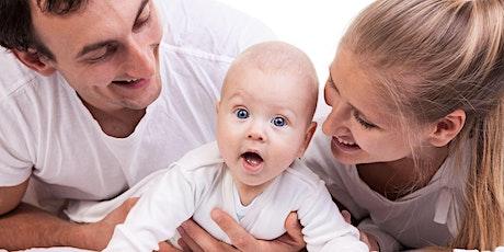 Manningham Sleep and Settling Program - Older babies (6 – 8 months) ONLINE tickets