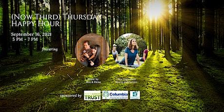 (Now Third) Thursday Happy Hour featuring Ben & Elena tickets