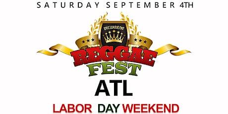 Reggae Fest ATL Dancehall Vs. Soca  Labor Day Weekend at Cosmopolitan tickets