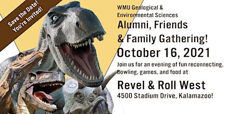 WMU Geological & Environmental Sciences Alumni, Friends & Family Gathering tickets