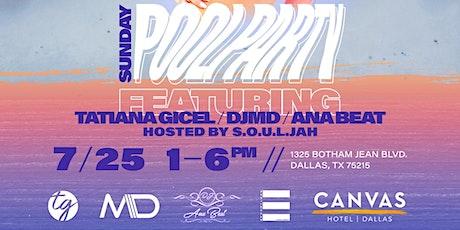 Sunday Pool Party @ CANVAS Dallas tickets