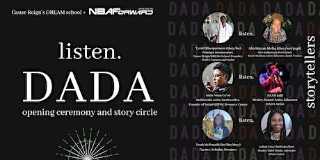 DADA Opening Ceremony tickets