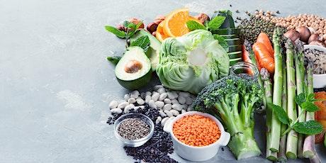 VIRTUAL -  Exploring Vegetarian and Vegan Eating Patterns tickets