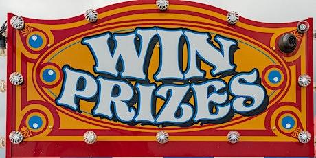 Foodo Bingo tickets