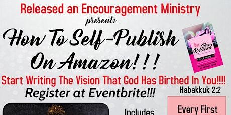 How To Self Publish On Amazon boletos