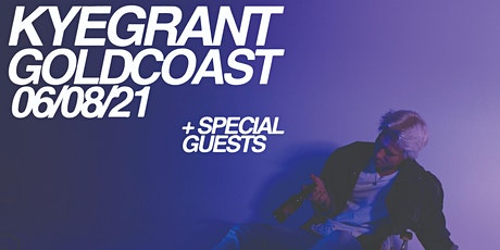 Kye Grant Live in Goldcoast tickets