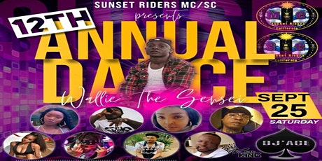 The Sunset Riders MC / SC Annual tickets