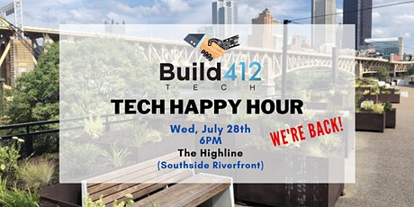 Pittsburgh Tech Happy Hour - July tickets